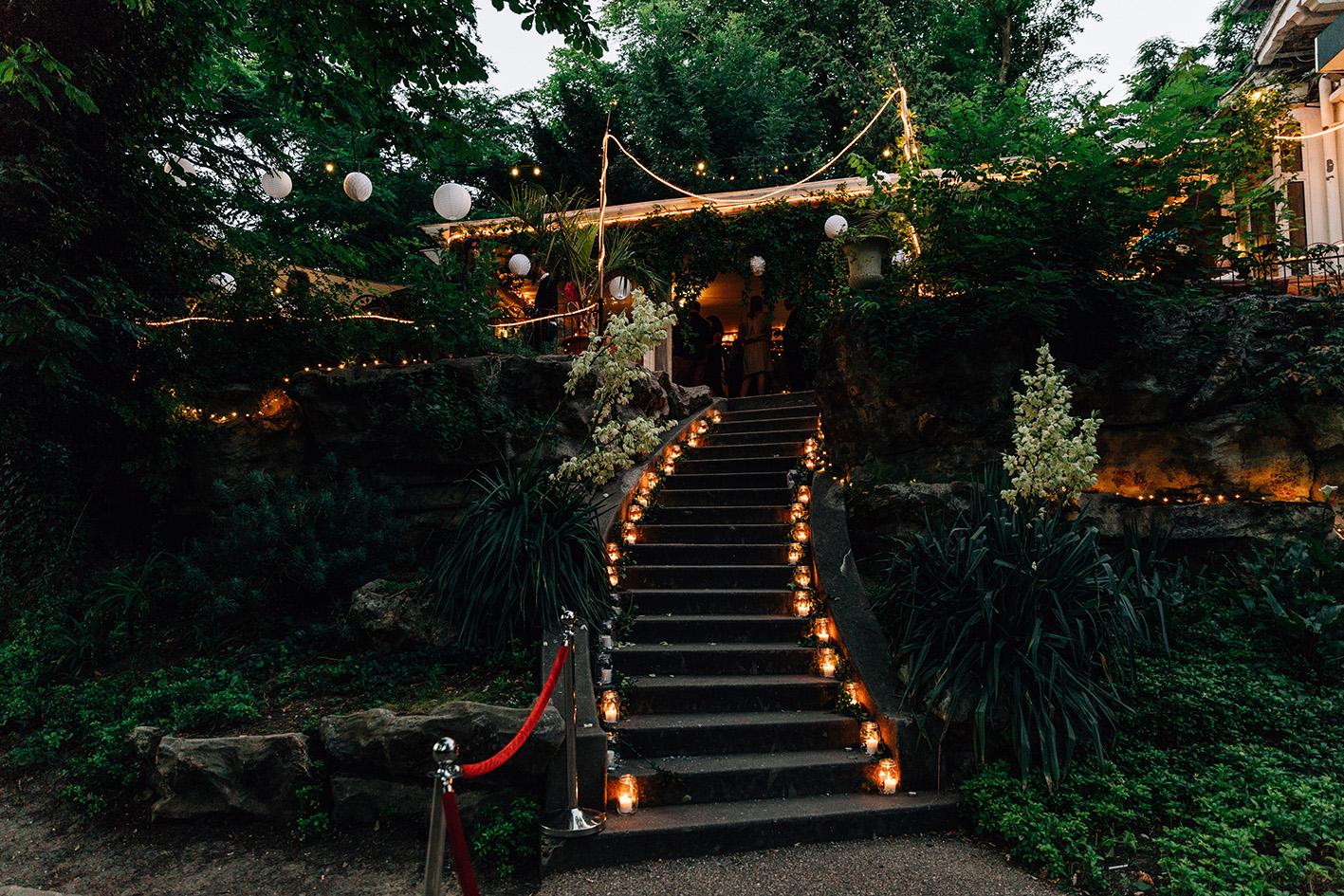 pavillon Puebla mariage