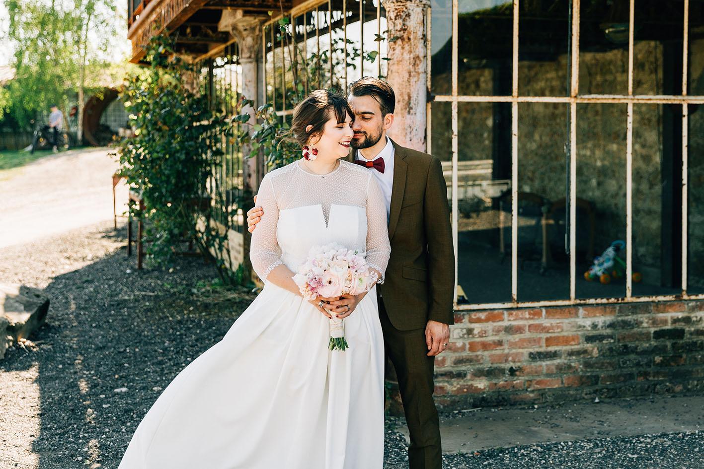 robe de mariée Atelier Swan
