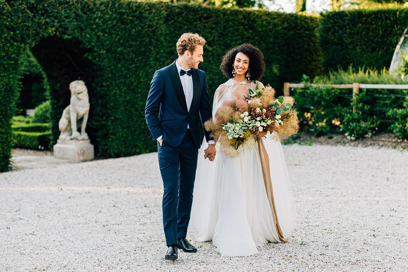 chateau de villette Condécourt wedding France