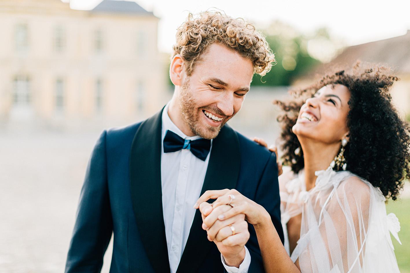chateau de villette wedding photographer