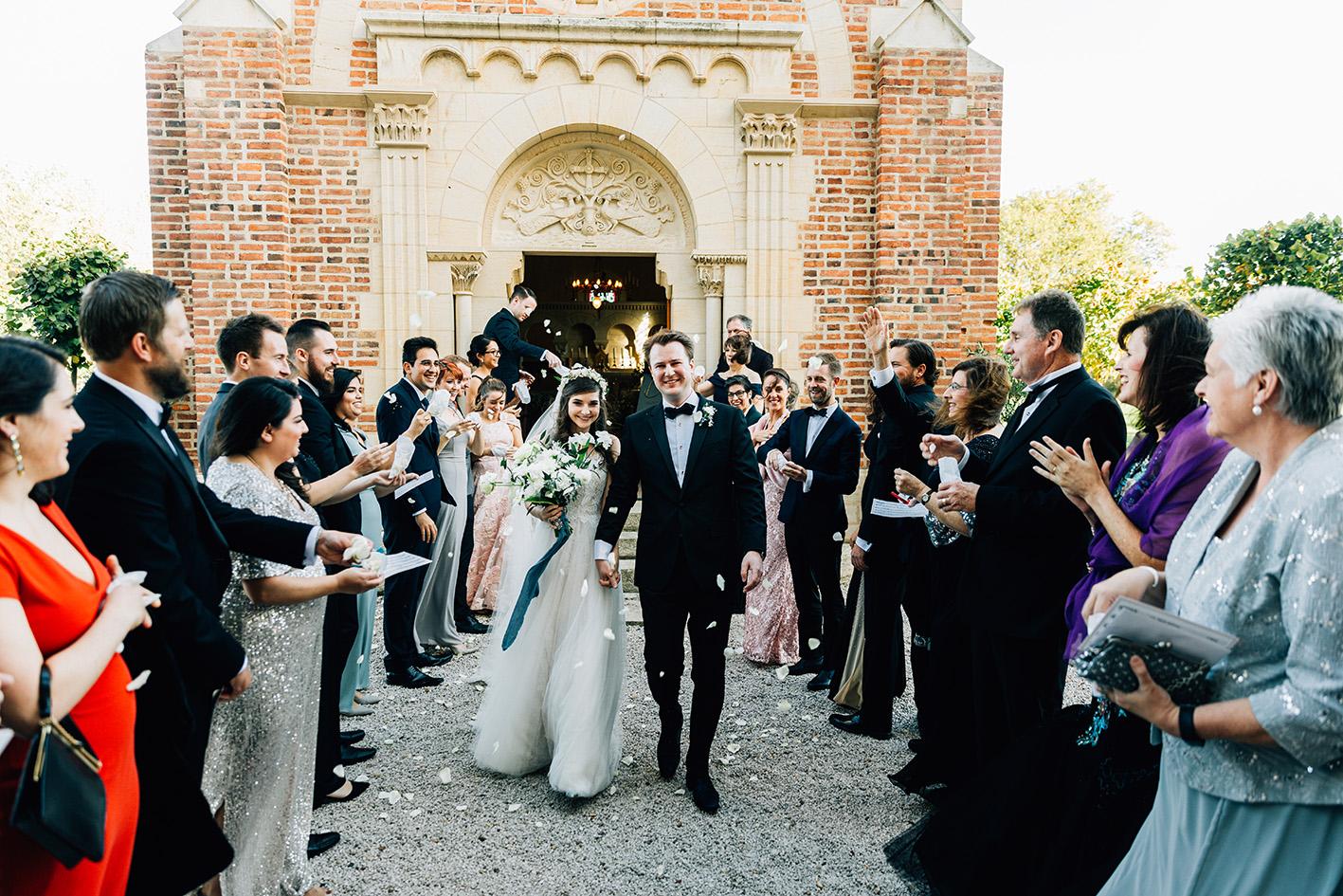 chateau de Varennes a luxury wedding