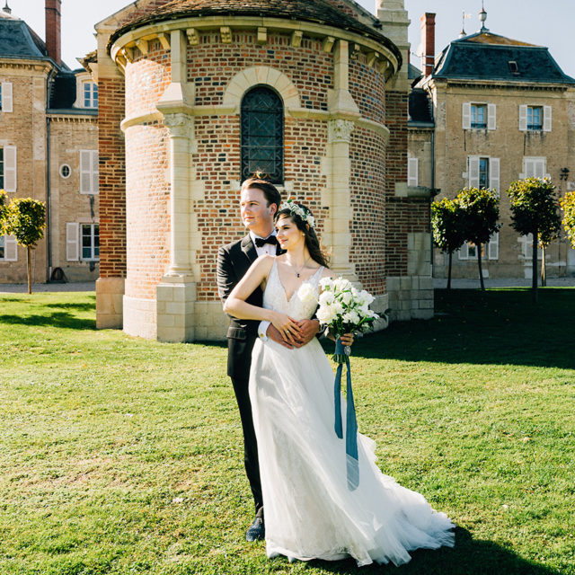 chateau de Varennes a luxury wedding