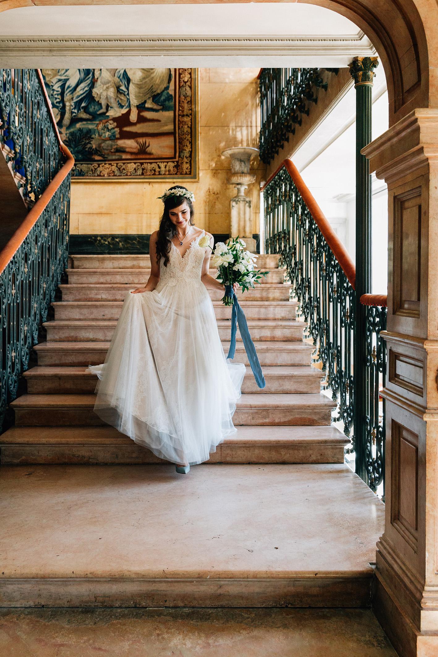 Chateau de Varennes, a very luxury Wedding in Burgundy