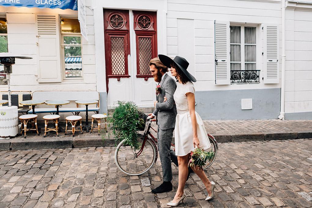 mariage paris automne hiver