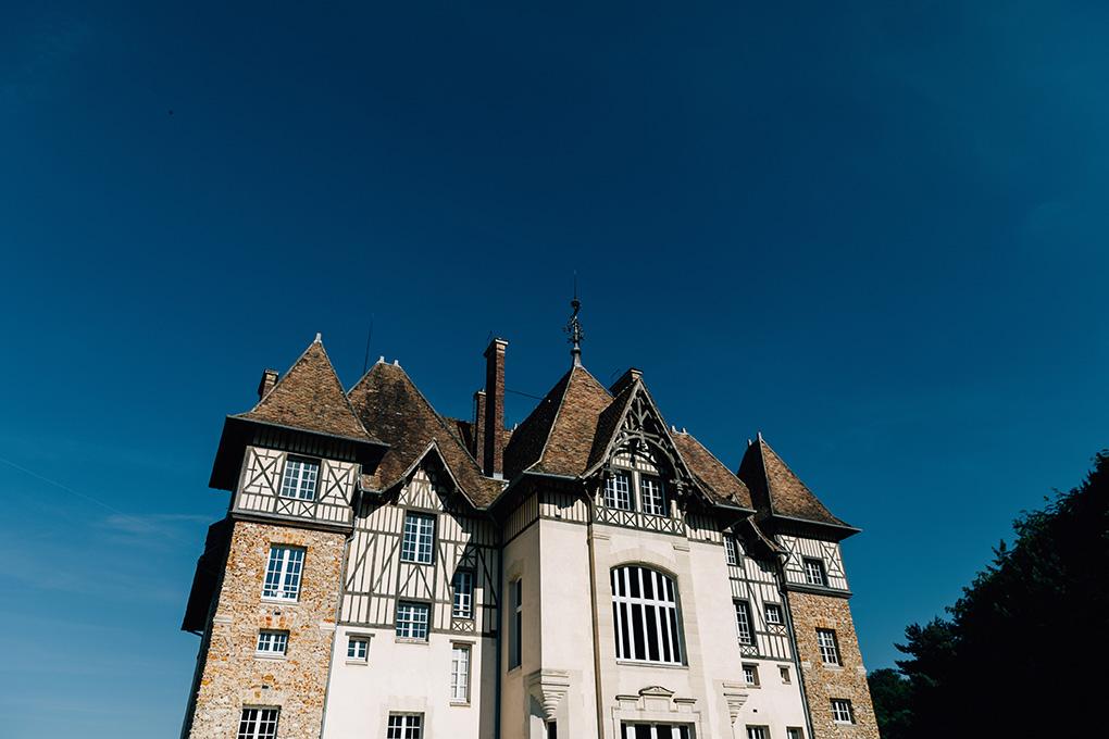 Chateau de chambly mariage