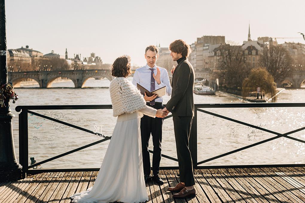 paris elopement photographer