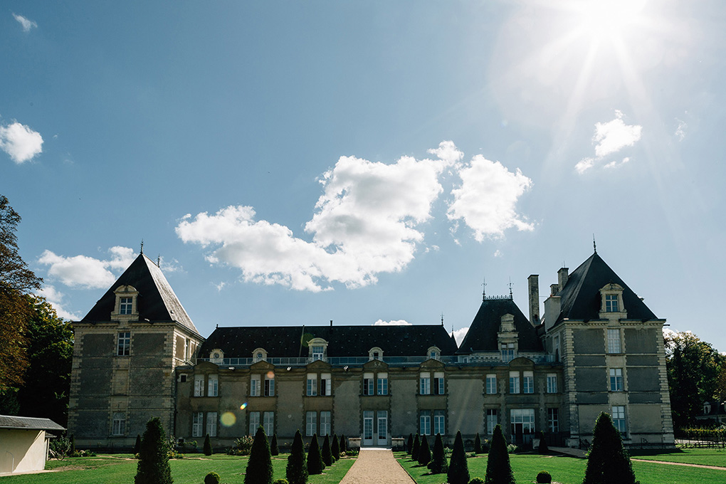 Luxury 5 star wedding and event venue in the Loire Valley