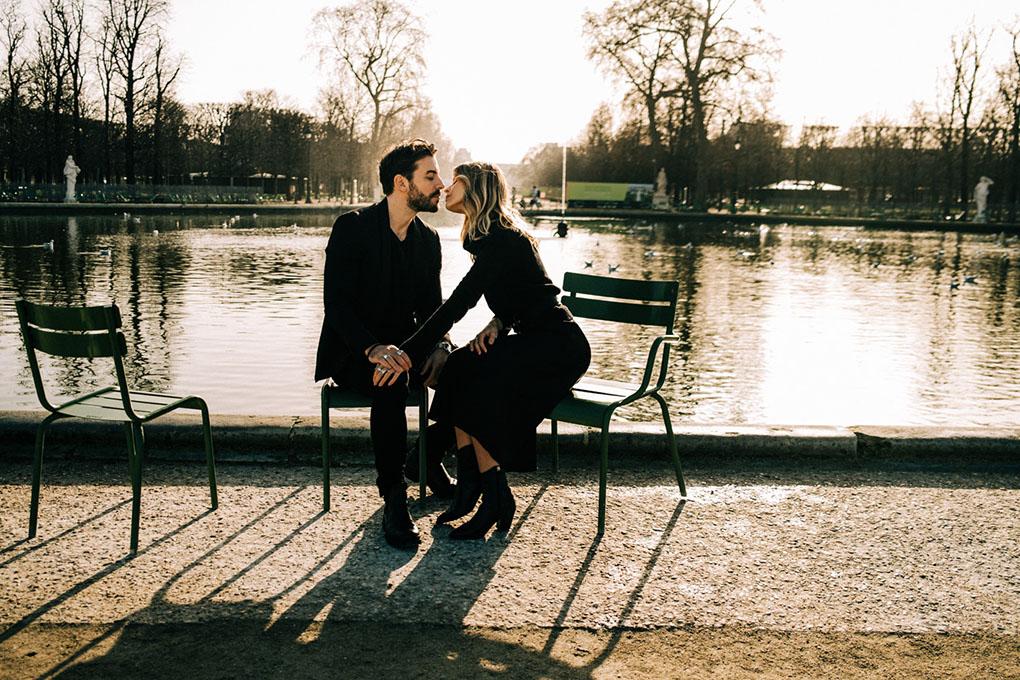 Paris wedding celebrant
